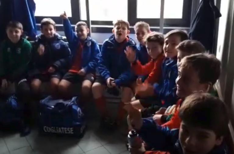 Terrazzano – Asd Cogliatese Calcio